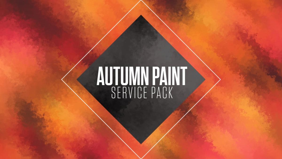Autumn Paint