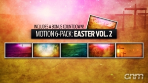 Motion 6 Pack: Easter Vol. 2