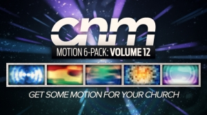 Motion 6 Pack: Vol. 12