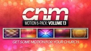 Motion 6 Pack: Vol. 13