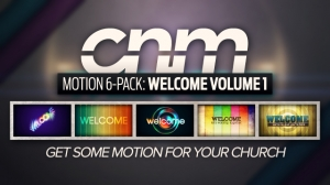 Motion 6 Pack: Welcome Vol. 1