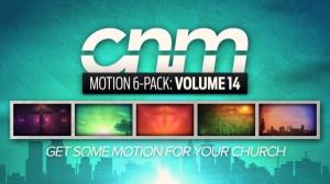 Motion 6 Pack: Vol. 14