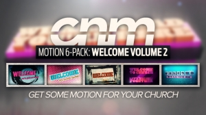 Motion 6 Pack: Welcome Vol. 2