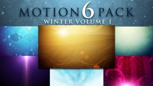 Motion 6 Pack: Winter Vol. 1
