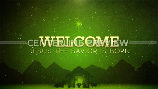 Christmas Welcome Still 2 // Centerline New Media