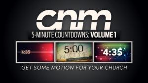 5-Minute Countdowns: Vol. 1
