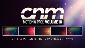 Motion 6 Pack: Vol. 16