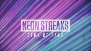 Neon Streaks Service Pack