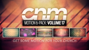 Motion 6 Pack: Vol. 17