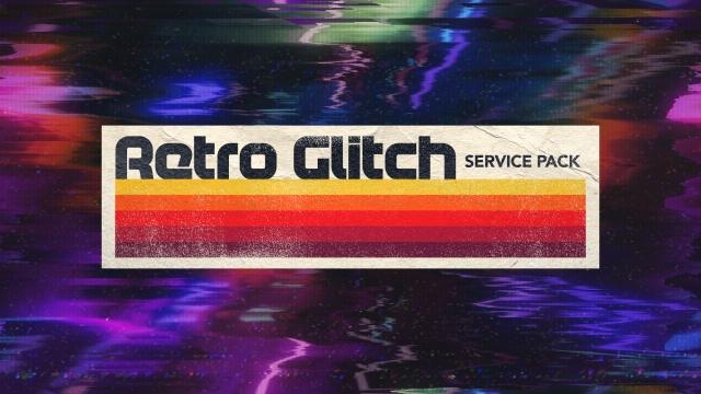 Retro Glitch