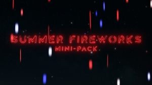 Summer Fireworks Mini-Pack