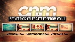 Service Pack: Celebrate Freedom Vol. 1
