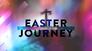 Easter Journey Service Pack