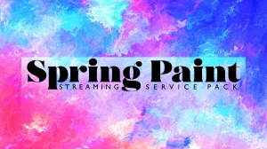 Spring Paint Streaming Service Pack