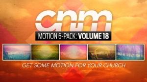 Motion 6 Pack: Vol. 18