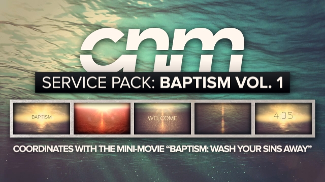 Sunrise Waters Baptism