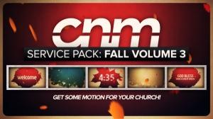 Service Pack: Fall Vol. 3