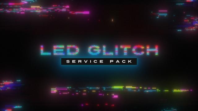 LED Glitch
