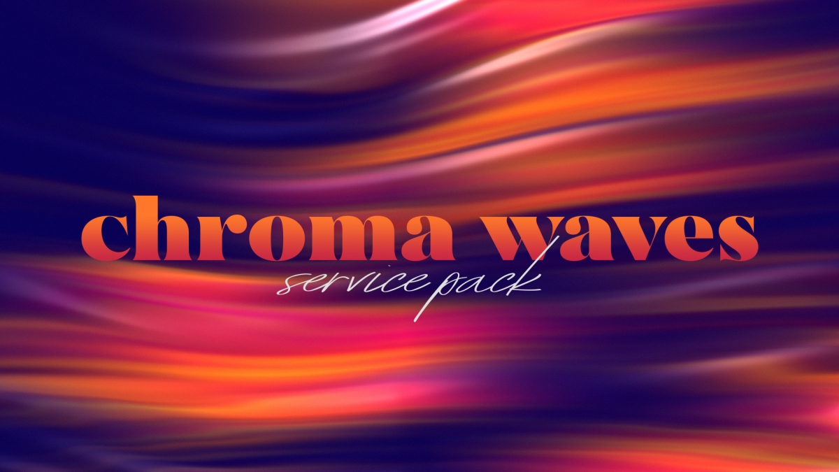 Chroma Waves