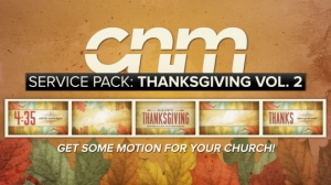 Service Pack: Thanksgiving Vol. 2