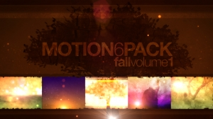 Motion 6 Pack: Fall Vol. 1