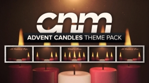 Advent Candles Theme Pack
