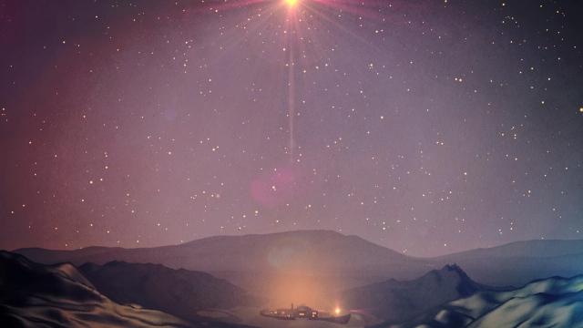 Star Over Bethlehem 01 // Centerline New Media