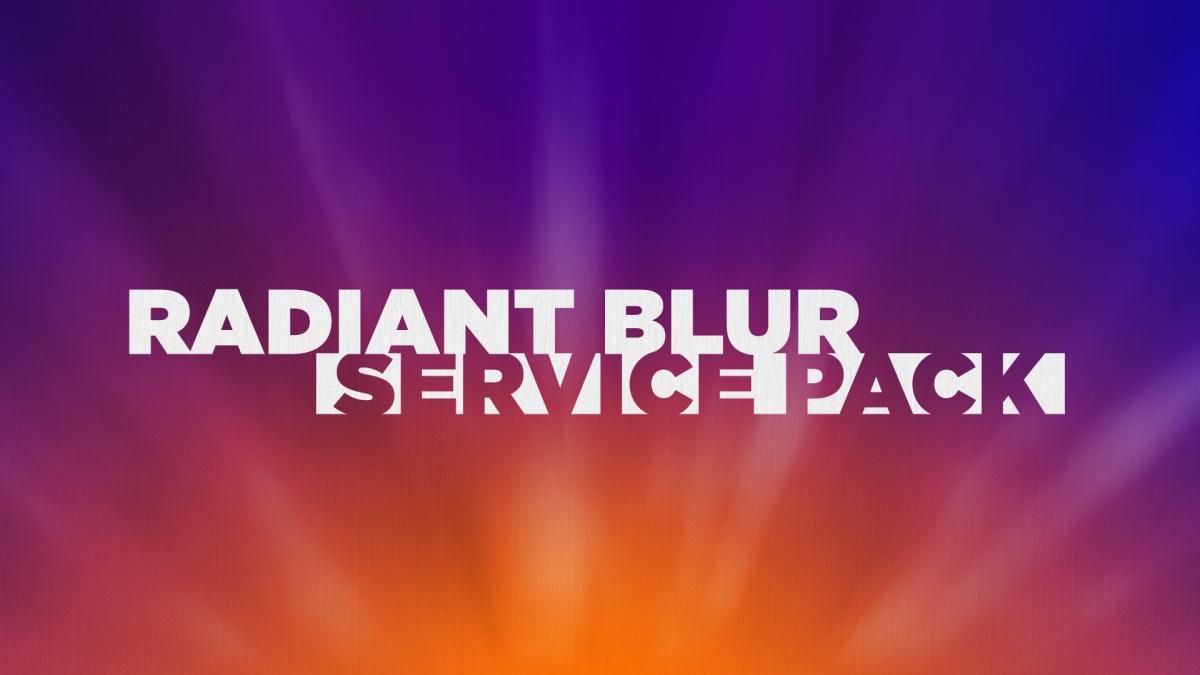 Radiant Blur