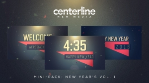 Mini-Pack: New Year's Vol. 1