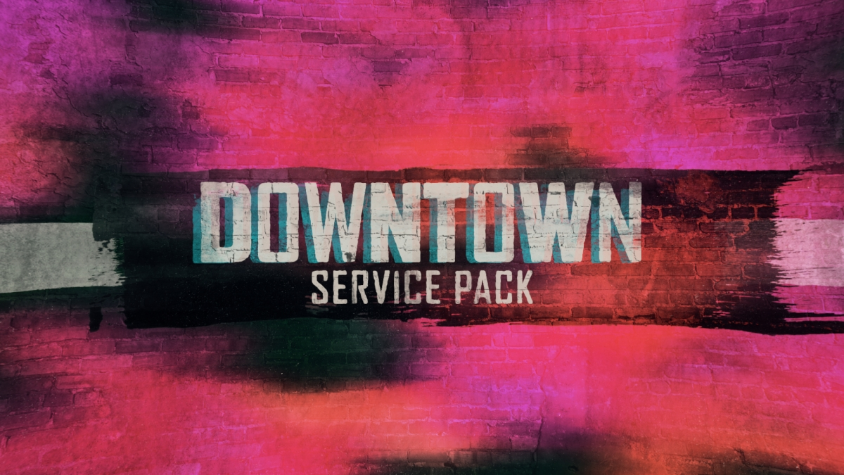 Downtown Service Pack