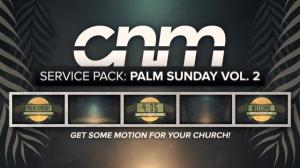 Service Pack: Palm Sunday Vol. 2