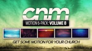 Motion 6 Pack: Vol. 8