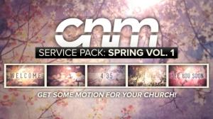 Service Pack: Spring Vol. 1