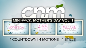 Mini-Pack: Mother's Day Vol. 1