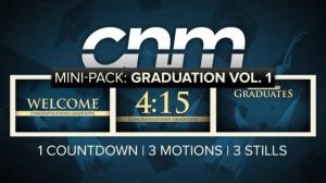 Mini-Pack: Graduation Vol. 1