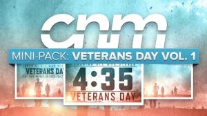 Mini-Pack: Veterans Day Vol. 1