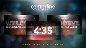 Service Pack: Volume 15