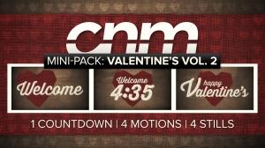 Mini-Pack: Valentine's Vol. 2