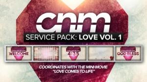 Service Pack: Love Volume 1