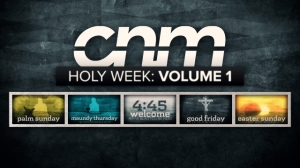 Holy Week: Volume 1