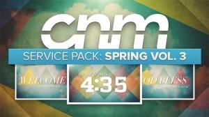 Service Pack: Spring Vol. 3