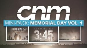 Mini-Pack: Memorial Day Vol. 1