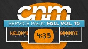 Service Pack: Fall Vol. 10