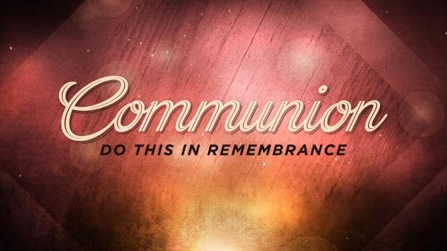 Christmas Bokeh Communion // Centerline New Media
