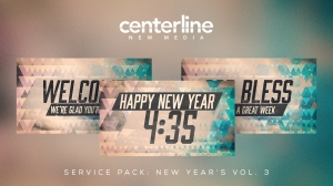 Service Pack: New Year's Vol. 3