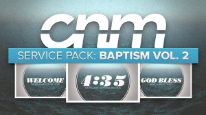 Service Pack: Baptism Vol. 2