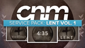 Service Pack: Lent Vol. 1