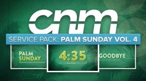 Service Pack: Palm Sunday Vol. 4