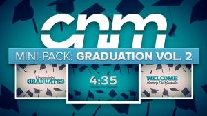 Mini-Pack: Graduation Vol. 2