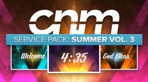 Service Pack: Summer Vol. 3